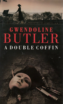 BUTLER, Gwendoline, 1922-2013 : A DOUBLE COFFIN.