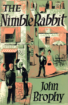 BROPHY, John, 1899-1965 : THE NIMBLE RABBIT.