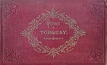 [COVER TITLE] VIEWS OF TORQUAY.