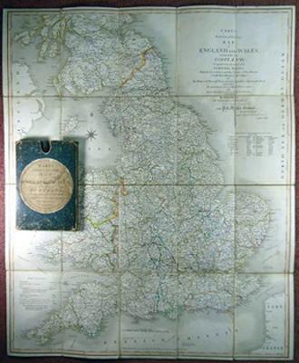 ANTIQUE MAPS OF THE BRITISH ISLES AT ASH RARE BOOKS - John wallis map of the us