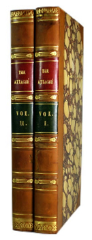 [HALIBURTON, Thomas Chandler, 1796-1865] : THE ATTACHÉ; OR, SAM SLICK IN ENGLAND.