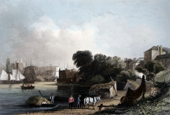 ANTIQUE PRINTS OF DORSET AT ASH RARE BOOKS