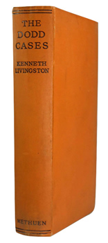 """LIVINGSTON, Kenneth"" – [STEWART, Kenneth Livingston, 1894-1972] : THE DODD CASES."