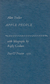TUCKER, Alan (Alan James), 1933-2017 : APPLE PEOPLE.