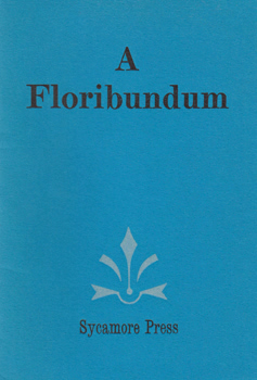 FULLER, John, 1937- & OTHERS : A FLORIBUNDUM.