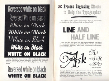 BASTIEN, A.J. (Alfred James), 1897-1970 : TYPE LETTERING AND MANUSCRIPTION ALPHABETS.