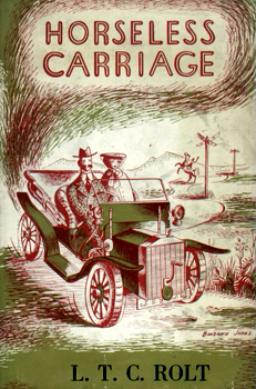 HORSELESS CARRIAGE : THE MOTOR-CAR IN ENGLAND.