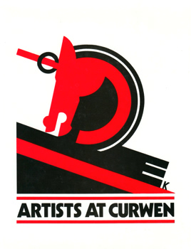 GILMOUR, Pat : ARTISTS AT CURWEN : A CELEBRATION OF THE GIFT OF ARTISTS' PRINTS FROM THE CURWEN STUDIO.