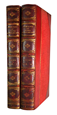 COOKE, George Wingrove, 1814-1865 : MEMOIRS OF LORD BOLINGBROKE.