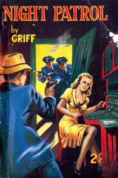 """GRIFF"" : NIGHT PATROL."