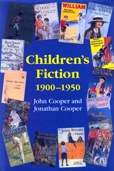 COOPER, John, 1944- & COOPER, Jonathan, 1975- : CHILDREN'S FICTION : 1900-1950.