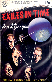 """DEEGAN, Jon J."" – [SHARP, Robert George, 1902-1967] : EXILES IN TIME."