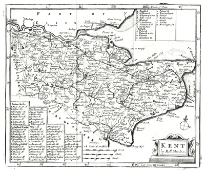 ANTIQUE MAPS OF KENT AT ASH RARE BOOK on fraser valley regional district map, derbyshire map, norte map, hertfordshire map, sussex map, cornwall map, london map, scotland map, mercia map, khan map, isle of wight map, dorsetshire map, cleveland park map, maidstone map, flevoland map, wychwood map, united kingdom map, wales map, surrey map, hampshire map,