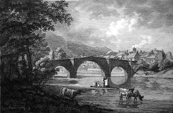 Antique prints of Wales