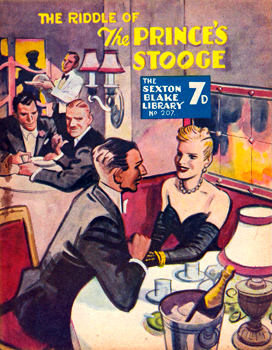 PARSONS, Anthony, 1893-1963 : THE RIDDLE OF THE PRINCE'S STOOGE.