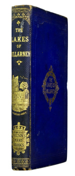 BALLANTYNE, R.M. (Robert Michael), 1825-1894 : THE LAKES OF KILLARNEY.
