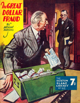 PARSONS, Anthony, 1893-1963 : THE GREAT DOLLAR FRAUD.