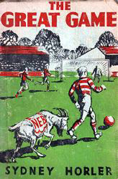 HORLER, Sydney, 1888-1954 : THE GREAT GAME.