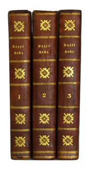 [MORIER, James (James Justinian), 1782-1849] : THE ADVENTURES OF HAJJI BABA, OF ISPAHAN.