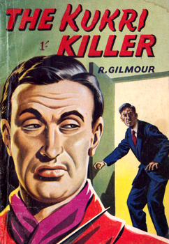 """GILMOUR, R."" : THE KUKRI KILLER."