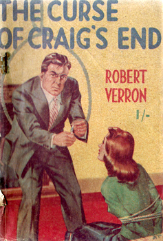 VERRON, Robert : THE CURSE OF CRAIG'S END.