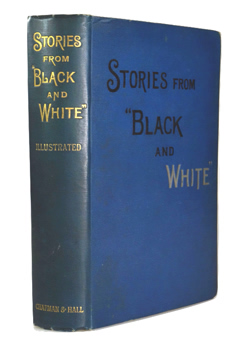 "HARDY, Thomas, 1840-1928 & OTHERS : STORIES FROM ""BLACK AND WHITE""."
