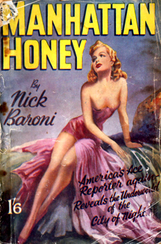 """BARONI, Nick"" : MANHATTAN HONEY."