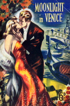 MORROW, Ann : MOONLIGHT IN VENICE.