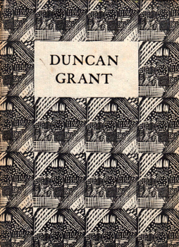 GRANT, Duncan (Duncan James Corrowr), 1885-1978 : DUNCAN GRANT : BRITISH ARTISTS OF TO-DAY. NUMBER VI.