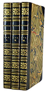 [KENNEDY, Grace, 1782-1825] : DUNALLAN; OR, KNOW WHAT YOU JUDGE; A STORY. IN THREE VOLUMES.