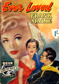 MALIE, Frank : EVER LOVED.
