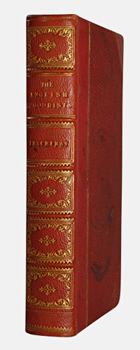 THACKERAY, W.M. (William Makepeace), 1811-1863 : THE ENGLISH HUMOURISTS OF THE EIGHTEENTH CENTURY.