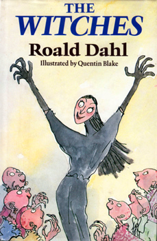 DAHL, Roald, 1916-1990 : THE WITCHES.