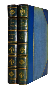 TROLLOPE, Anthony, 1815-1882 : THE CLAVERINGS.